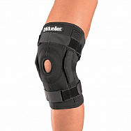 Наколенник MUELLER Hinged Wraparound Knee Brace 3333 черный